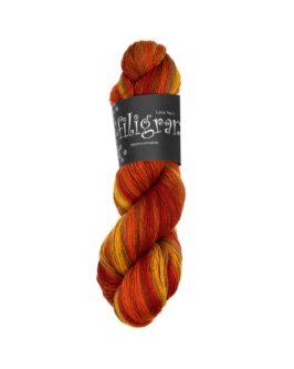 Filigran<br />12Rot/Orange/Gelb
