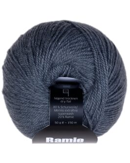 Ramie de Luxe<br />416Grau