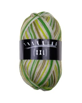XXL-Trekking color<br />728Grün-Gelbgrün