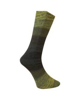 Lungauer Sockenwolle mit Seide<br />411-20Grün
