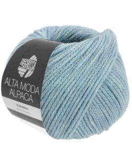 Alta Moda Alpaca<br />81helles Jeansblau