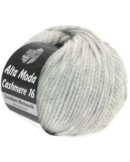 Alta Moda Cashmere 16<br />1Hellgrau meliert