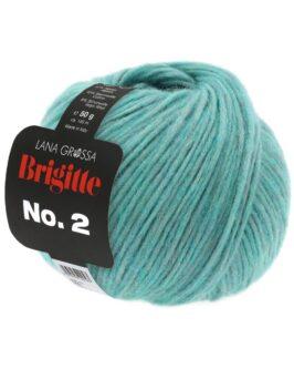 Brigitte No. 2<br />27helles Seegrün