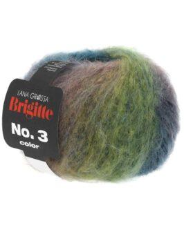Brigitte No. 3 Color<br />103Graugrün/Graubraun/Pastelllila