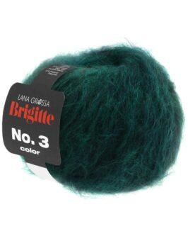 Brigitte No. 3 Color<br />108Nachtblau/Petrol/Seegrün