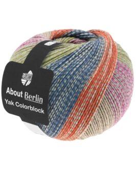 About Berlin Yak Colorblock