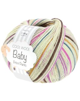 Cool Wool Baby Print