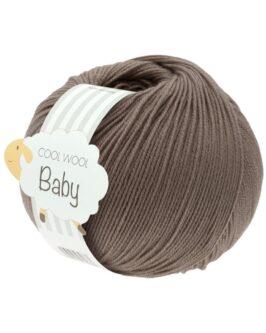 Cool Wool Baby Uni<br />211Graubraun