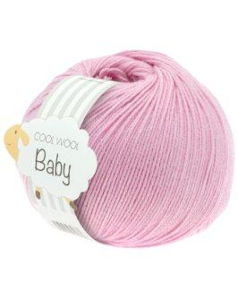 Cool Wool Baby Uni<br />216Rosa