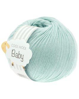 Cool Wool Baby Uni<br />257Helltürkis