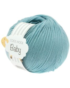 Cool Wool Baby Uni<br />261Mint