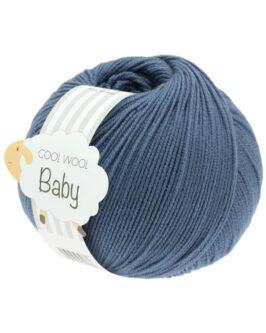 Cool Wool Baby Uni<br />263Taubenblau