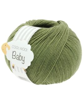 Cool Wool Baby Uni<br />287Dunkeloliv