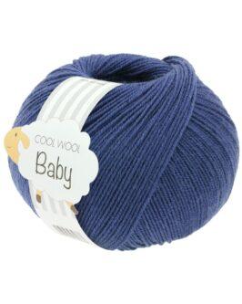 Cool Wool Baby Uni<br />288Tintenblau
