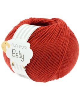Cool Wool Baby Uni<br />289Dunkelrot