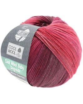 Cool Wool Baby Dégradé<br />507Beere/Antikviolett/Himbeer