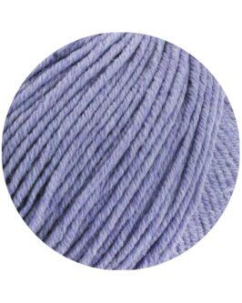Cool Wool Big Mélange GOTS<br />201Flieder meliert