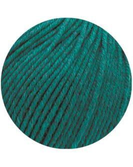 Cool Wool Big Mélange GOTS<br />205Petrol meliert