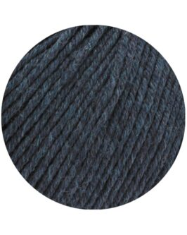 Cool Wool Big Mélange GOTS<br />211Schwarzblau meliert