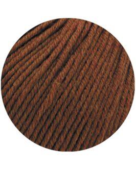 Cool Wool Big Mélange GOTS<br />216Braun meliert