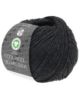 Cool Wool Big Mélange GOTS<br />220Anthrazit meliert
