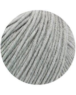 Cool Wool Big Mélange GOTS<br />222Hellgrau meliert