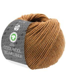 Cool Wool Big Mélange GOTS<br />230Karamell meliert