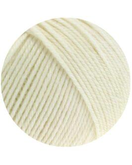 Cool Wool Cashmere<br />12Rohweiß