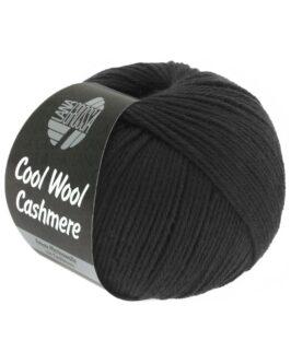 Cool Wool Cashmere<br />15Schwarz