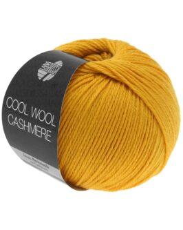 Cool Wool Cashmere<br />32Safrangelb