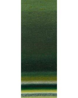 Gomitolo Finito<br />564Moos-/Schwarzgrün/Oliv/Graugrün/Pistazie