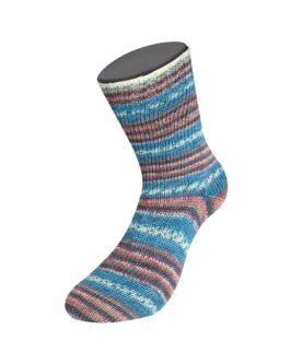 Meilenweit 100 Soja Yoga<br />5142Jeans/Hellblau/-grau/Petrol/Rot/Grau/Graugrün