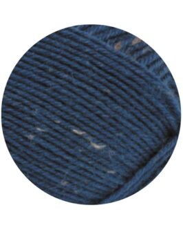 Meilenweit 100 Tweed<br />128dunkles Petrolblau