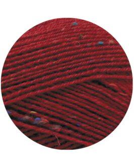 Meilenweit 100 Tweed<br />161Weinrot