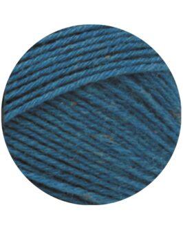 Meilenweit 6-Fach 150 Tweed<br />9236Petrol