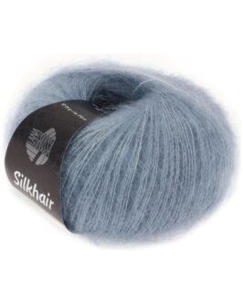 Silkhair Uni<br />42Hellblau