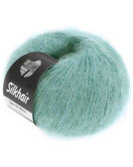 Silkhair Uni<br />82Helltürkis