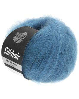 Silkhair Uni<br />103Jeansblau