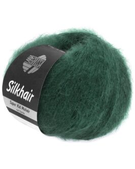Silkhair Uni<br />110Dunkelgrün