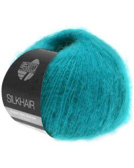Silkhair Uni<br />121Blaupetrol