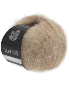 Silkhair Uni<br />123Perlbeige