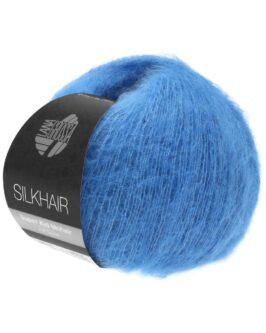 Silkhair Uni<br />132Kornblume
