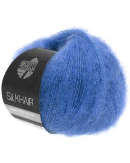 Silkhair Uni<br />133Enzianblau