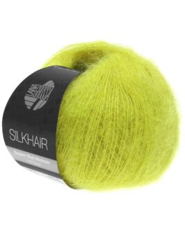 Silkhair Uni<br />139Limette