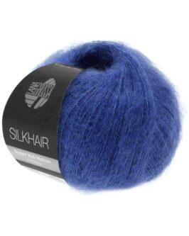 Silkhair Uni<br />144Blau