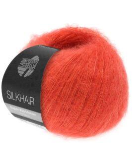 Silkhair Uni<br />145Rot
