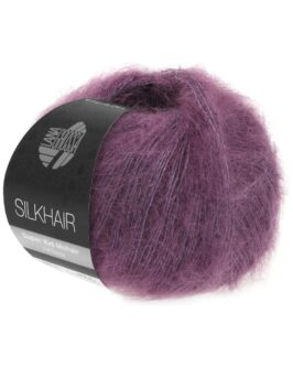 Silkhair Uni<br />149Aubergine