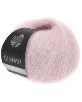Silkhair Uni<br />150Pastellflieder
