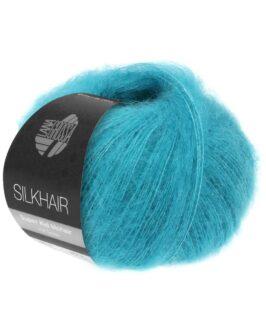 Silkhair Uni<br />151Lagunenblau