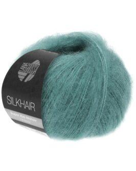 Silkhair Uni<br />155Seegrün